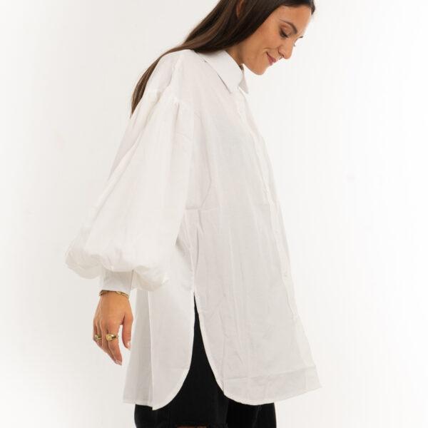 fitmeup white shirt